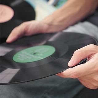 Die Vinyl-Schallplatte